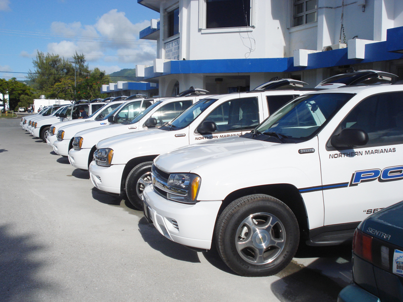 New Police Patrol Vehicles