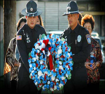 DPS Memorial - Fallen Officers